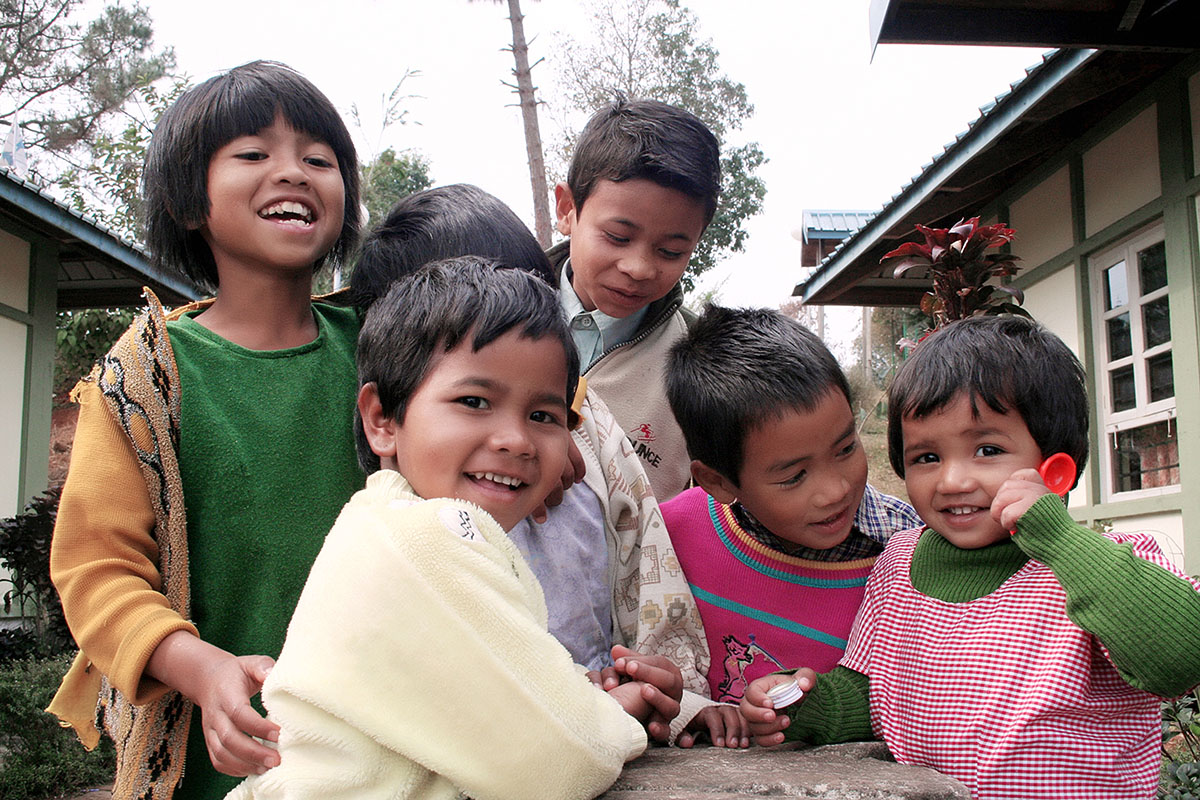 Sponsor a child and his education with just INR 21,600 a year